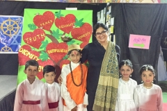 Our-kids-with-actress-Chinmayee-Surve