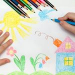 Inter house Drawing Competition on the occasion of Independence Day will be held on Saturday, 8th August, 2020
