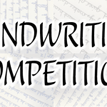 Inter House online Handwriting Competition on Tuesday 21st July, 2020.